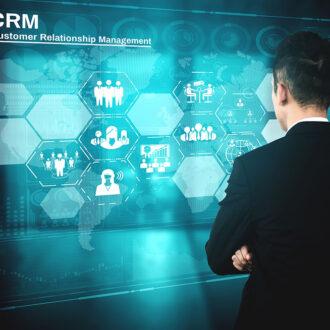 Crm Customer Relationship Management For Business Sales Marketin